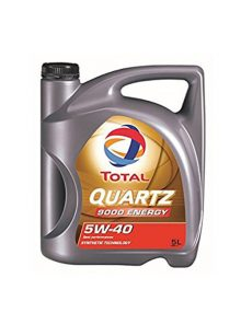 ULEI MOTOR TOTAL QUARTZ 9000 ENERGY 5W40 5L